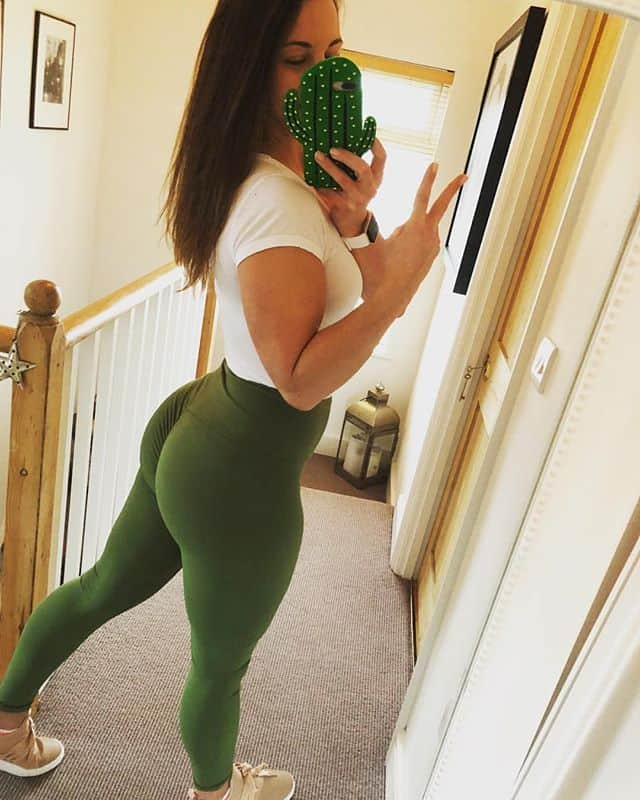 How To Make Your Buttocks Bigger Fast  Naturally Find -8674